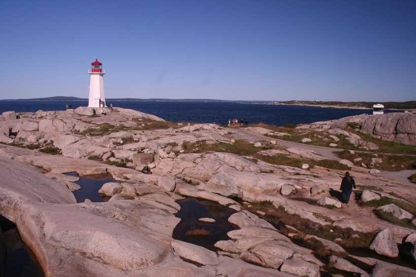 Peggy's Cove, NS - 30 September 2007