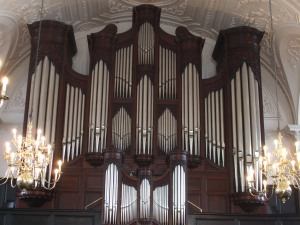 The Organ at St Martin-in-the-Fields