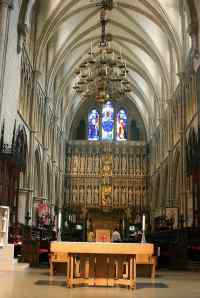 Southwark Cathedral Chancel