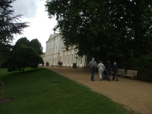 Southern aspect of Kenwood House