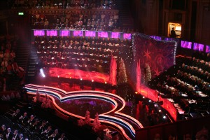 Big Sing stage set for Christmas