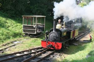 Penrhyn Quarry Locomotive - Lilian