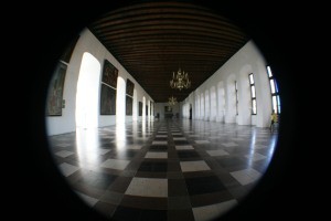 The Ballroom at Kronborg