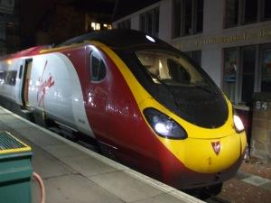 1840 Glasgow Central to London Euston - (City of Wolverhampton - 390 005)