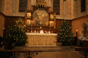 High Altar at St Mary's Cathedral