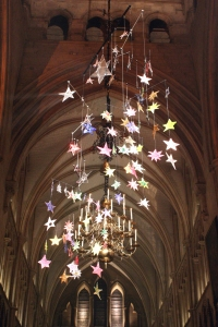 Christmas Constellation at Southwark Cathedral