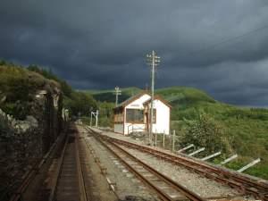 Rhiw Goch Signal Box