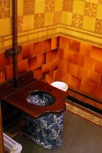 Period toilet