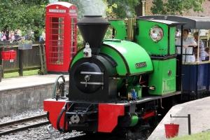 Kerr Stuart Locomotive - Excelsior