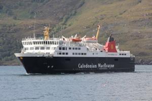 MV Isle of Lewis in Loch Broom