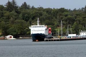 MV Muirneag at Stornoway