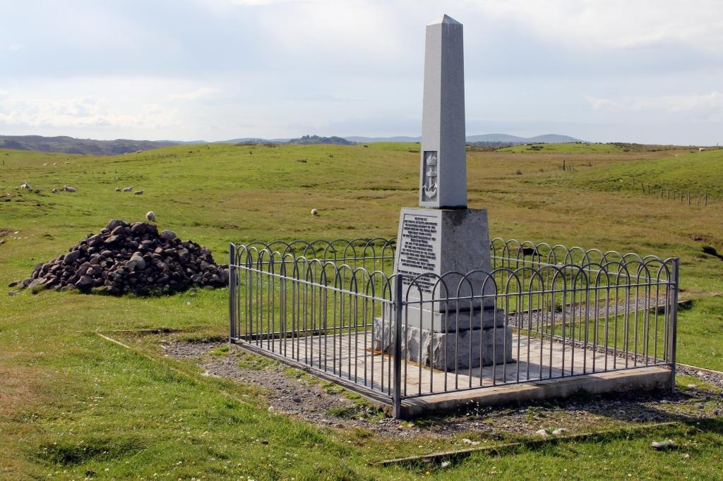 Memorial to the HMS Iolaire