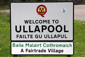 Welcome to Ullapool