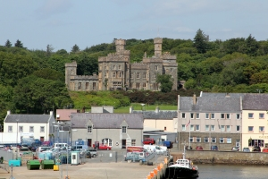 Lews Castle from Stornoway Harbour