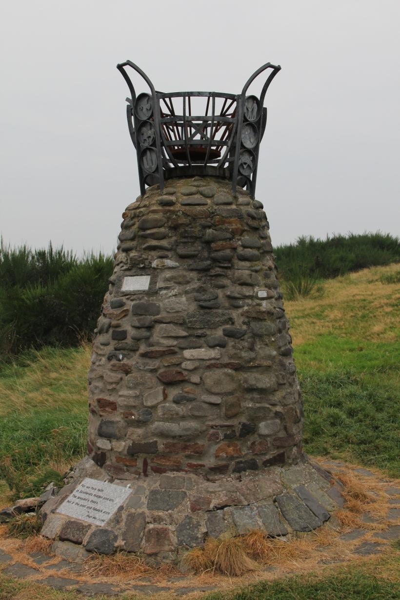 Calton Hill Cairn