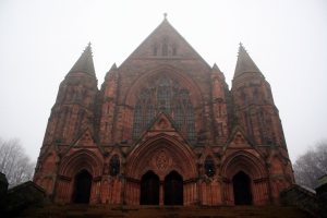 Thomas Coats Memorial Baptist Church, Paisley