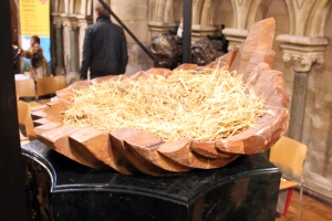 The Waiting Crib at Southwark Cathedral
