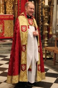 Andrew Nunn, Dean of Southwark
