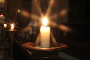 Candlemas at St Mary's