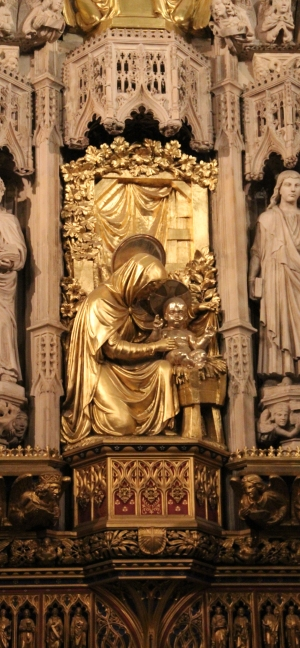 Southwark Cathedral Reredos