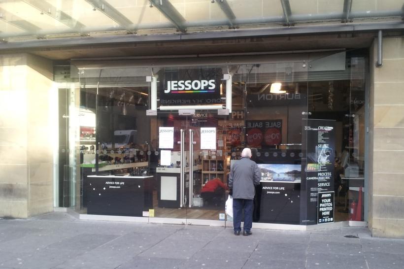 Jessops Sauchihall Street