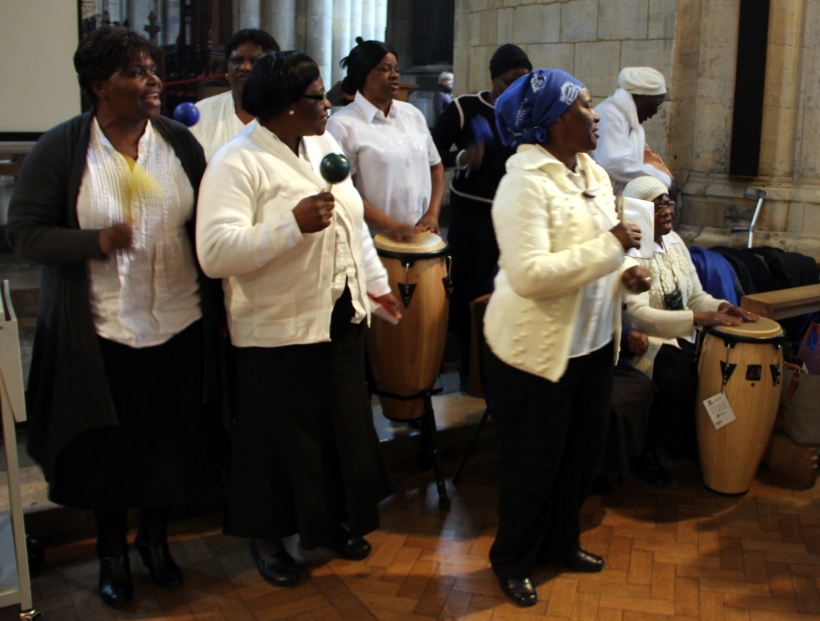 Zimbabwean MU Choir