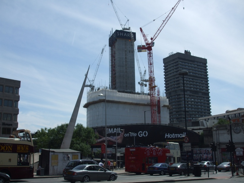 Shard Construction
