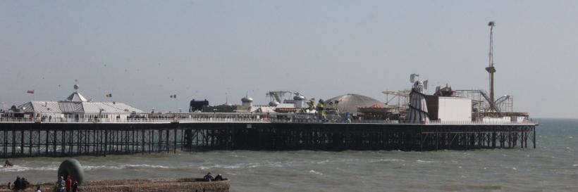 Brighton (East) Pier