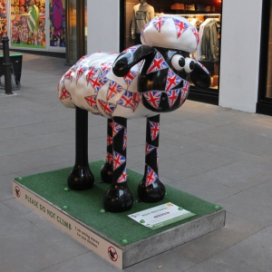 Shaun in the City - 2. Rule Brittania