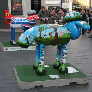 Shaun in the City - 8. Woolly Jumbo & 9. Mossy Bottom