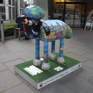 Shaun in the City - 22. Out of this World