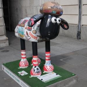 Shaun in the City - 24. Literary Lamb
