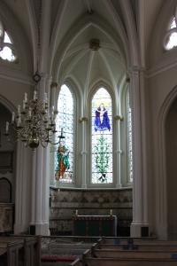 High Altar of St Bartholomew the Less