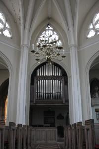 The Organ of St Bartholomew the Less