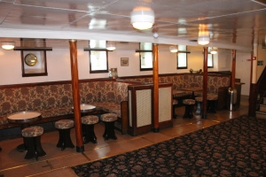 Second Bar on MV Balmoral