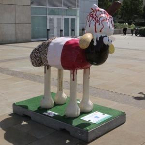 Shaun in the City – 1. Fab-ewe-lous