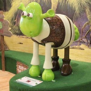 Shaun in the City – 2. Shrek Shaun