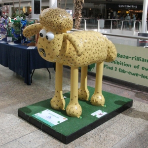 Shaun in the City – 3. Bee-dazzled