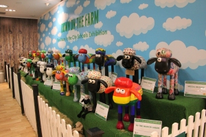 Shaun in the City – Down on the Farm Schools' Display