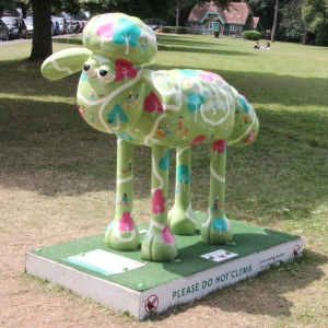 Shaun in the City – 10. Ram-ble