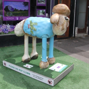 Shaun in the City – 14. The Tale of Peter Rabbit