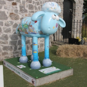 Shaun in the City – 19. A Sheep's Eye View