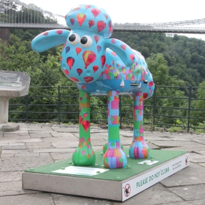 Shaun in the City – 20. Baa-lloon!