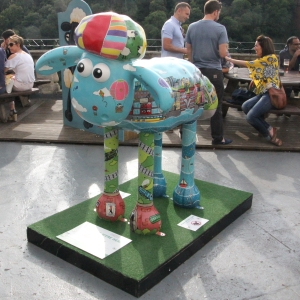 Shaun in the City – 21. Wish Ewe Were Here