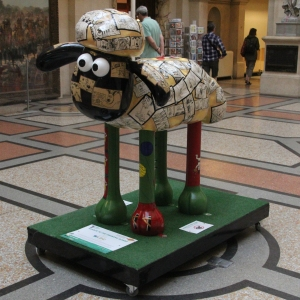 Shaun in the City – 27. Baaack to the Drawing Board