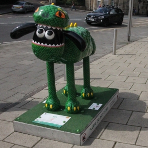 Shaun in the City – 30. Rex