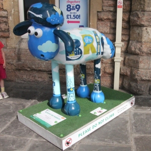 Shaun in the City – 62. Alright Me Babber?