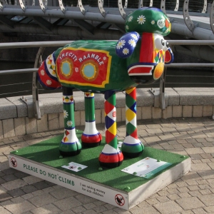 Shaun in the City – 65. Rosie