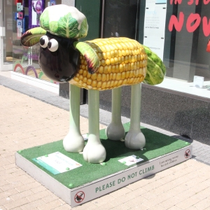 Shaun in the City – 54. Shaun on the Cob