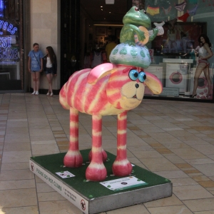 Shaun in the City – 57. Bagpuss Shaun